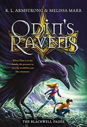 ODIN'S RAVENS by K.L. Armstrong