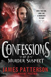 Cover art for CONFESSIONS OF A MURDER SUSPECT