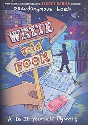Cover art for WRITE THIS BOOK