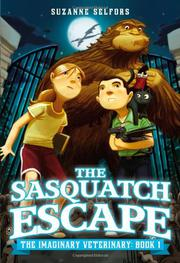 Cover art for THE SASQUATCH ESCAPE