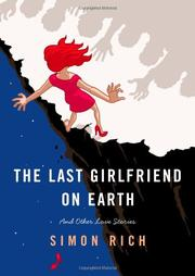 Cover art for THE LAST GIRLFRIEND ON EARTH