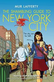 Book Cover for THE SHAMBLING GUIDE TO NEW YORK CITY