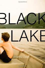 BLACK LAKE by Johanna Lane