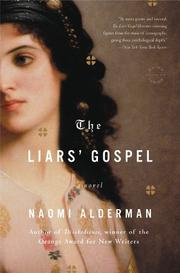 Book Cover for THE LIARS' GOSPEL