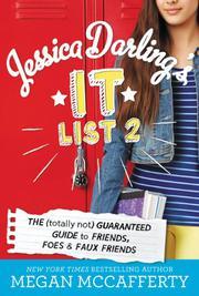 JESSICA DARLING'S IT LIST 2 by Megan McCafferty