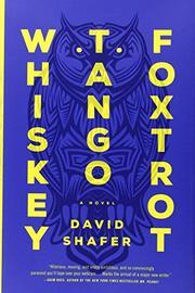 WHISKEY TANGO FOXTROT by David Shafer