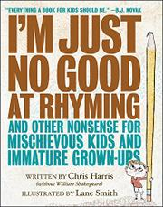 I'M JUST NO GOOD AT RHYMING by Chris Harris