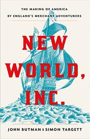 NEW WORLD, INC. by John Butman