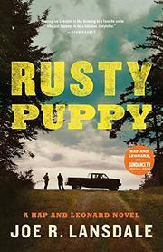 RUSTY PUPPY by Joe R. Lansdale