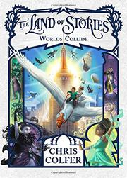 WORLDS COLLIDE by Chris Colfer