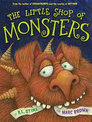 THE LITTLE SHOP OF MONSTERS by R.L. Stine