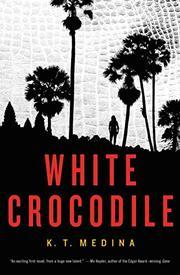 WHITE CROCODILE by K.T. Medina