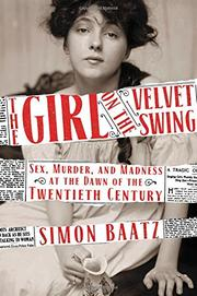 THE GIRL ON THE VELVET SWING by Simon Baatz