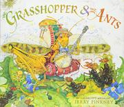 THE GRASSHOPPER & THE ANTS by Jerry Pinkney