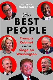 THE BEST PEOPLE by Alexander Nazaryan