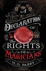 A DECLARATION OF THE RIGHTS OF MAGICIANS by H.G. Parry