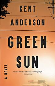 Image result for Green Sun by Kent Anderson