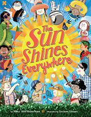 THE SUN SHINES EVERYWHERE by Mary Ann Hoberman