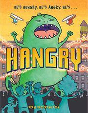 HANGRY by Drew Brockington