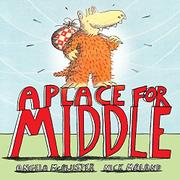 Book Cover for A PLACE FOR MIDDLE