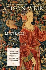 Cover art for MISTRESS OF THE MONARCHY