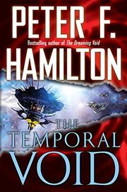 Cover art for THE TEMPORAL VOID