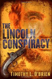 Cover art for THE LINCOLN CONSPIRACY