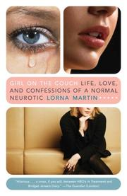 GIRL ON THE COUCH by Lorna Martin