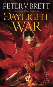 Cover art for THE DAYLIGHT WAR