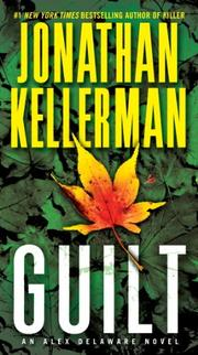 GUILT by Jonathan Kellerman