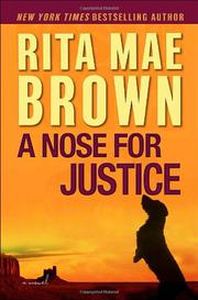 Book Cover for A NOSE FOR JUSTICE