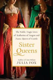 Book Cover for SISTER QUEENS
