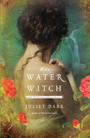 Cover art for THE WATER WITCH