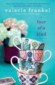 Book Cover for FOUR OF A KIND