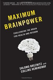 Book Cover for MAXIMUM BRAINPOWER