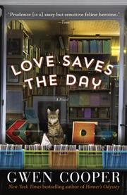 Book Cover for LOVE SAVES THE DAY