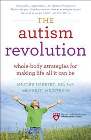 Book Cover for THE AUTISM REVOLUTION