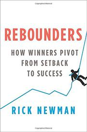 Book Cover for REBOUNDERS