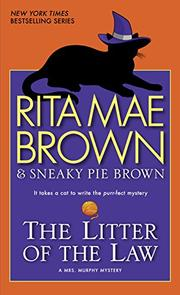 THE LITTER OF THE LAW by Rita Mae Brown