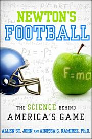 NEWTON'S FOOTBALL by Allen St. John