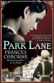 Book Cover for PARK LANE