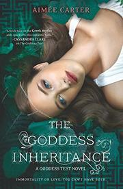 Book Cover for THE GODDESS INHERITANCE