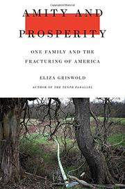 AMITY AND PROSPERITY by Eliza Griswold