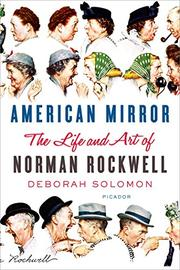 AMERICAN MIRROR by Deborah Solomon