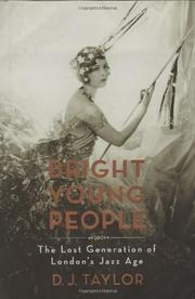 Book Cover for BRIGHT YOUNG PEOPLE