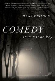 Book Cover for COMEDY IN A MINOR KEY