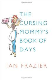Cover art for THE CURSING MOMMY'S BOOK OF DAYS