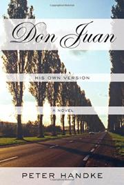 Cover art for DON JUAN