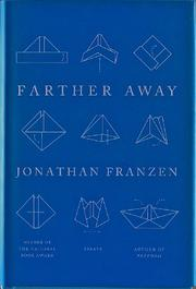 Cover art for FARTHER AWAY