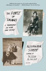 Cover art for THE FORCE OF THINGS